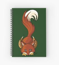 Imagine, the Enfield  Spiral Notebook
