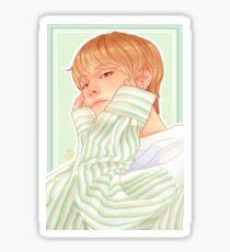 Taehyung- Stripes Sticker