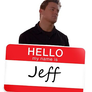 My Name is Jeff by alecfindlay