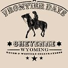 Frontier Days Rodeo by HandDrawnTees