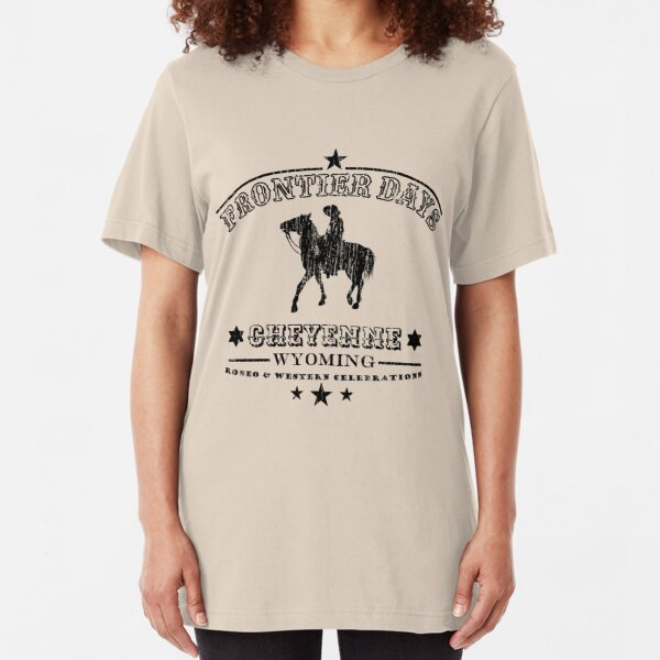 Frontier Days Rodeo Slim Fit T-Shirt