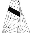 FJ Sailboat by coleenross