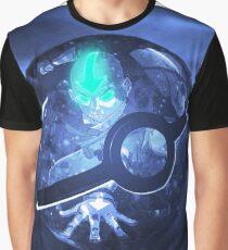 Glass Pokemon Go ball Graphic T-Shirt