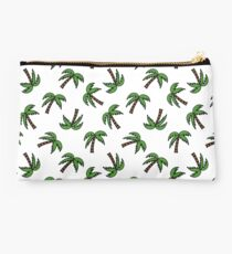 palm tree pattern Studio Pouch