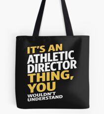 Athletic Director Tote Bag