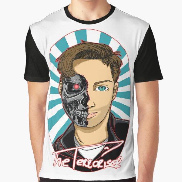 The Gaming Terroriser Graphic T-Shirt