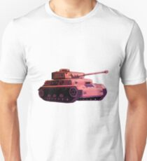 Panzer IV Tank Unisex T-Shirt