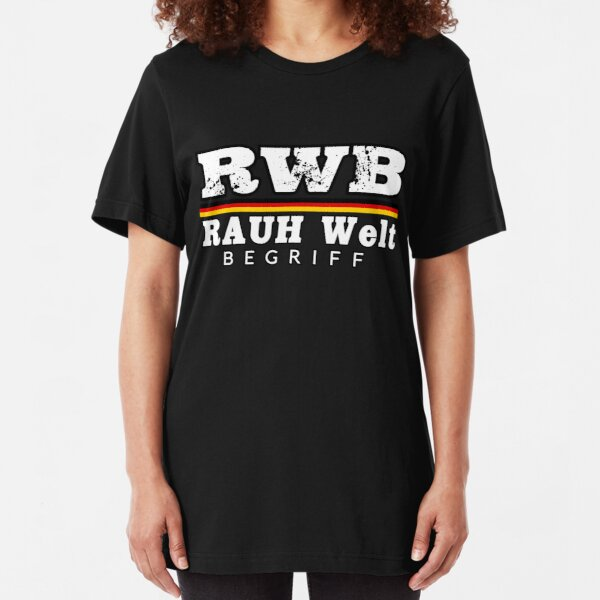 GERMAN RWB Slim Fit T-Shirt