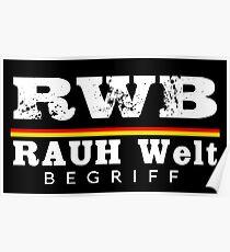 GERMAN RWB Poster
