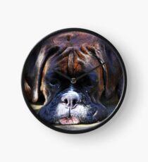 So ist das Leben --Boxer Dogs Series- Uhr