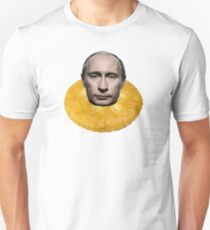 Putin on the ritz Unisex T-Shirt