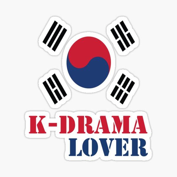 K-drama Lover 2 Sticker