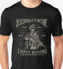 Soldiers Of Fortune Unisex T-Shirt