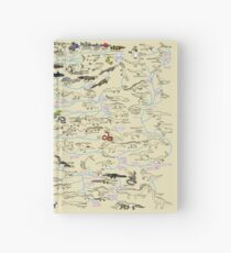 Cartoon Guide to Vertebrate Evolution Hardcover Journal