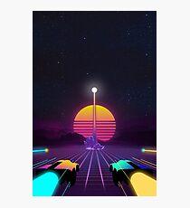 Rocket League Photographic Print