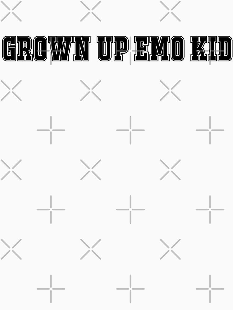 Grown Up Emo Kid by itslikemusic