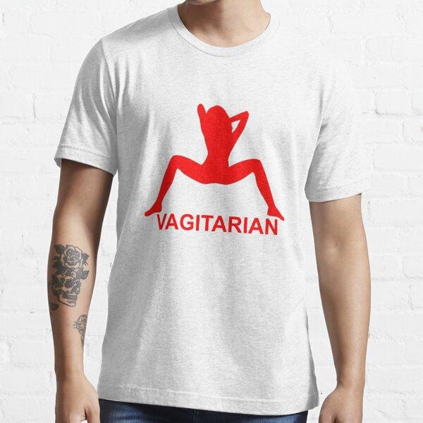 Vagitarian Essential T-Shirt