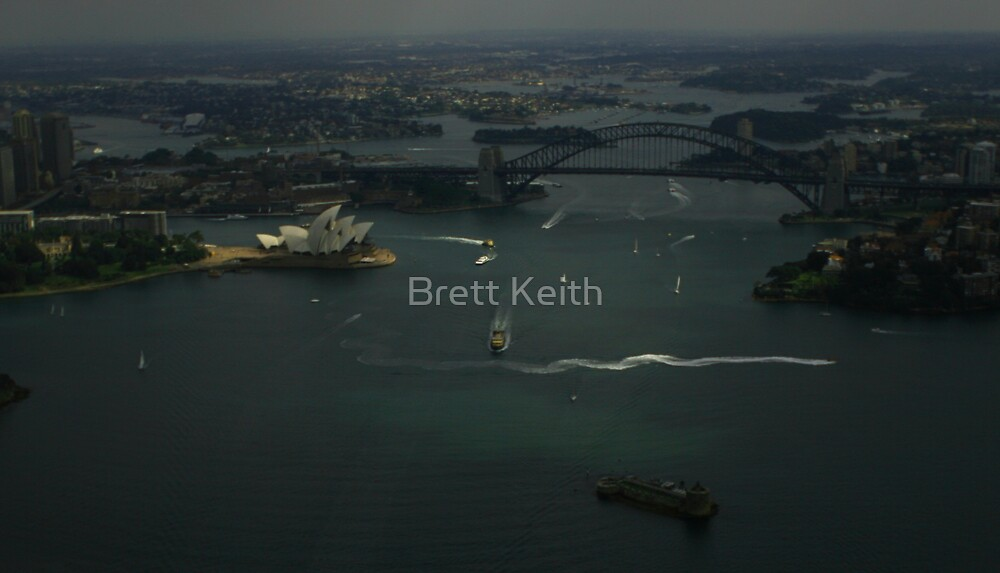 From 1000feet 1 by Brett Keith