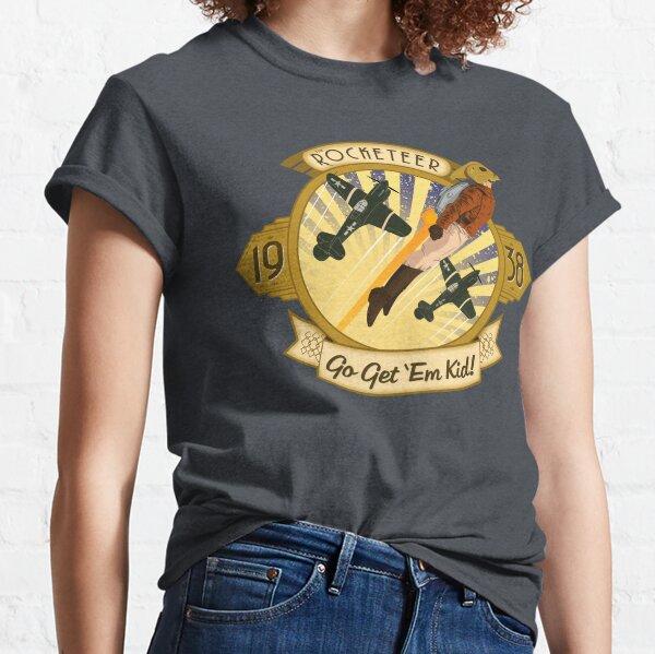 Go Get 'Em Kid Classic T-Shirt