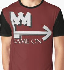 Game Of Thrones Fan shirt. Graphic T-Shirt