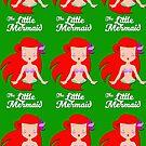 The Little Mermaid Ariel by KarterRhys