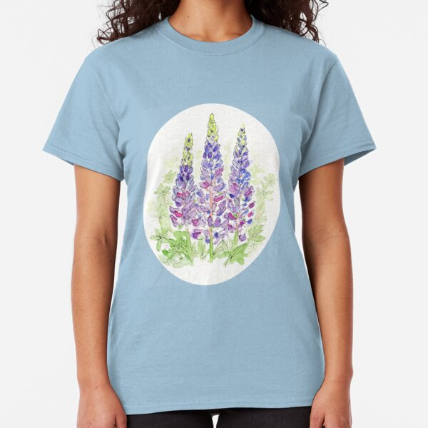 Lovely Lupine Classic T-Shirt