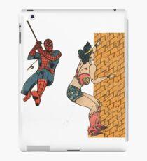 Wall Climbers iPad Case/Skin