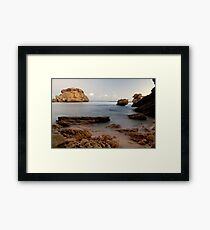 St Pauls Seascape  Framed Print