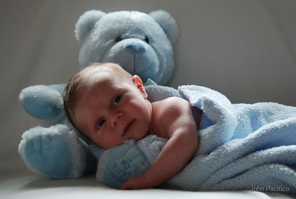 My First Teddy by John Pacifico