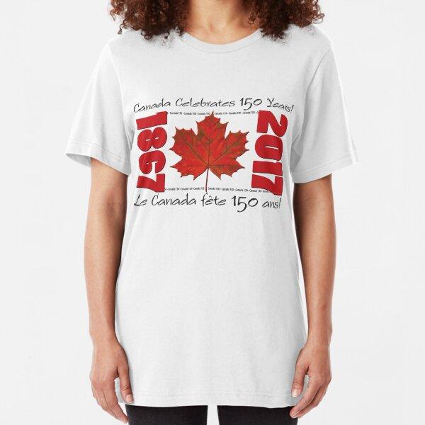 Canada 150 Slim Fit T-Shirt