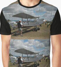 Walking The Moth @ Festival Of Flight 2011 Graphic T-Shirt