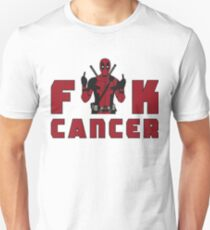 Eff Cancer - Cancer Will Not Win This Battle Tshirt Unisex T-Shirt