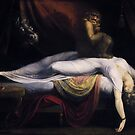 The Nightmare by John Henry Fuseli by Robert Partridge