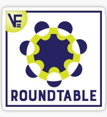 The VoiceFirst Roundtable Sticker