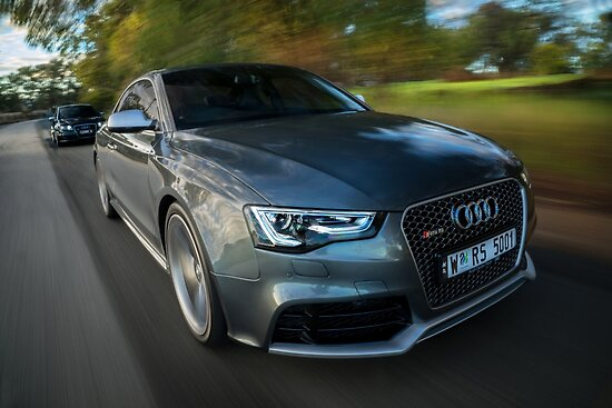 Quot Audi Rs5 And Rs4 Quot Posters By Jan Glovac Photography