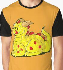 Pizza Dragon Shirt Graphic T-Shirt