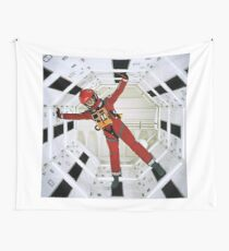2001 A Space Odyssey Wall Tapestry
