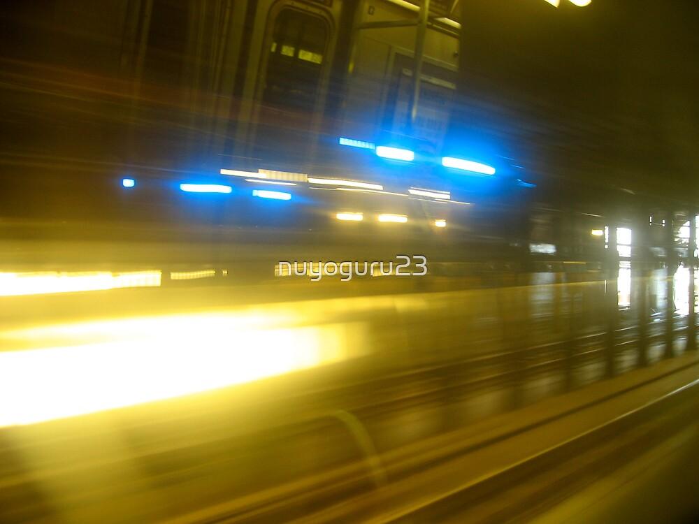 Tunnel.Carroll St.Smith&9th by nuyoguru23