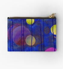 blue sphere Studio Clutch