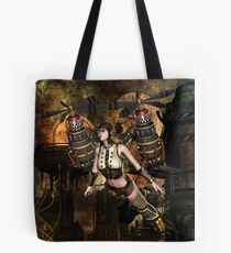 Steampunk Flight Pack Tote Bag