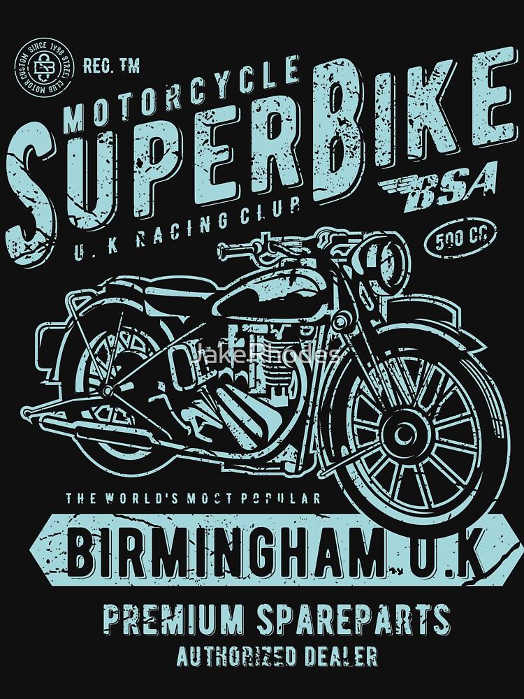Super Bike - Birmingham U.K. by JakeRhodes