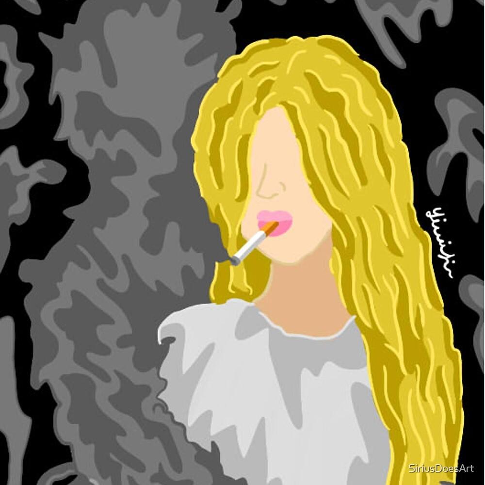 Suffocating Smoke by SiriusDoesArt