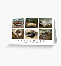 Abandoned Series - Classic Luxury Greeting Card
