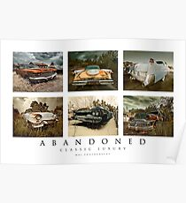 Abandoned Series - Classic Luxury Poster
