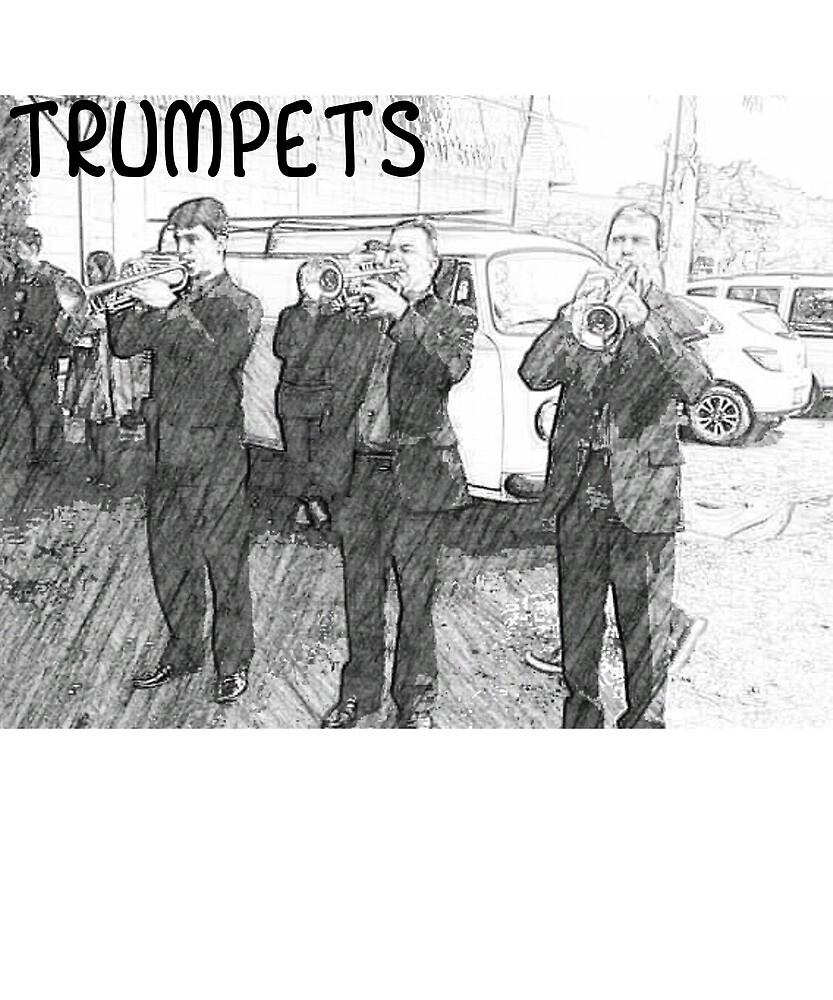 trumpets by jeffersonB