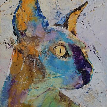 Sphynx Cat by michaelcreese