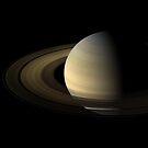 Saturn by Robert Partridge