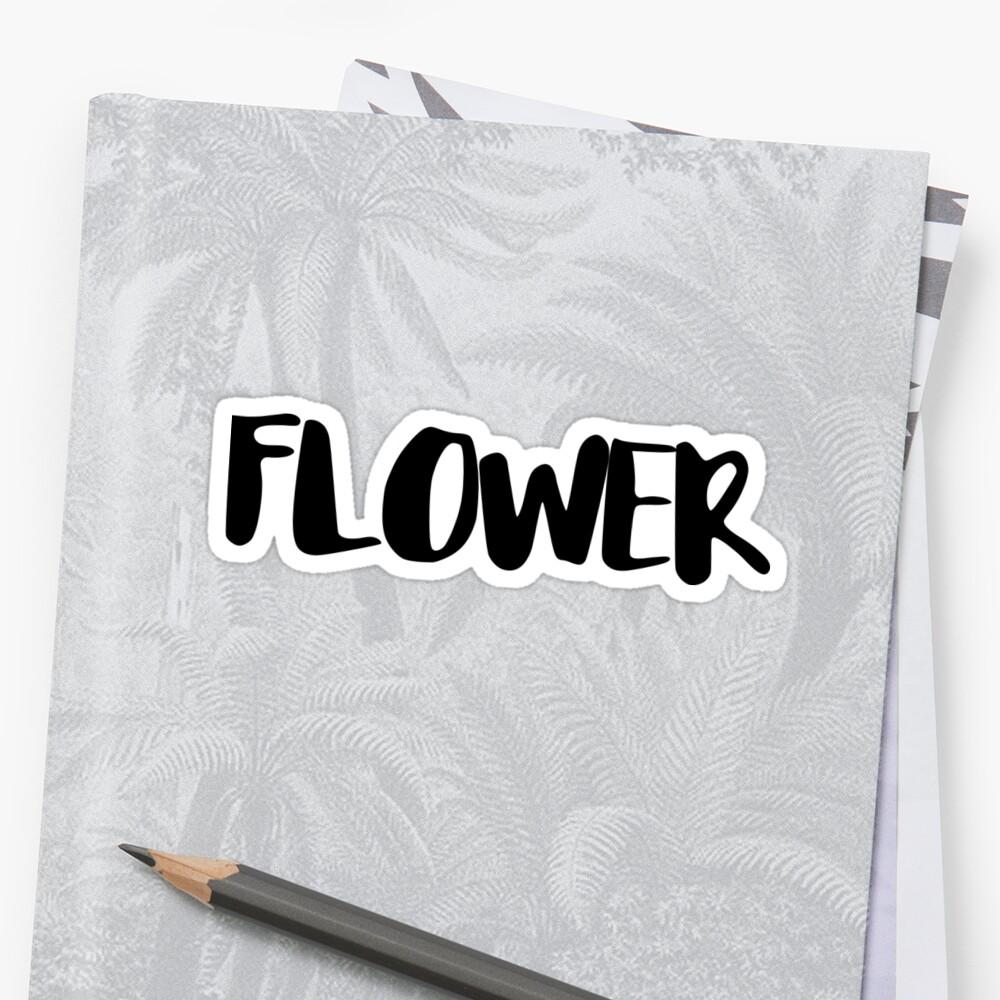 Flower by FTML