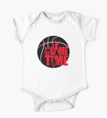 It's Game Time - Red Kids Clothes
