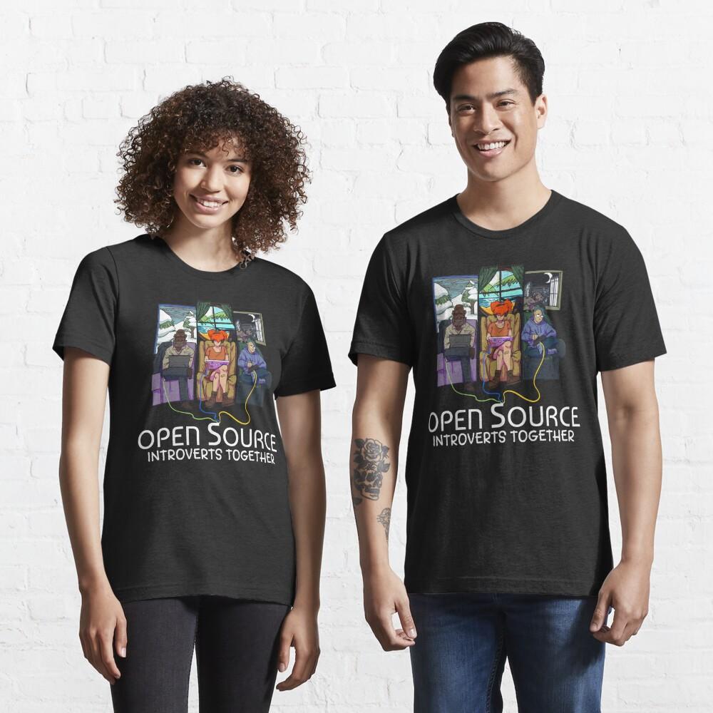 Open Source (Light) Essential T-Shirt